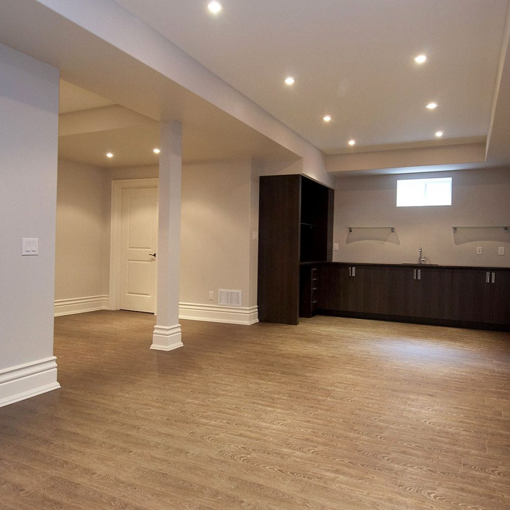 Basement-Renovation-Project-in-Etobicoke